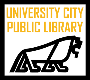 u city library Logo