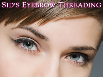 Eyebrow threading Logo