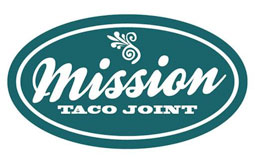 Mission taco joint logo