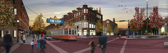 Loop Trolley, Delmar Loop, Trolley Update