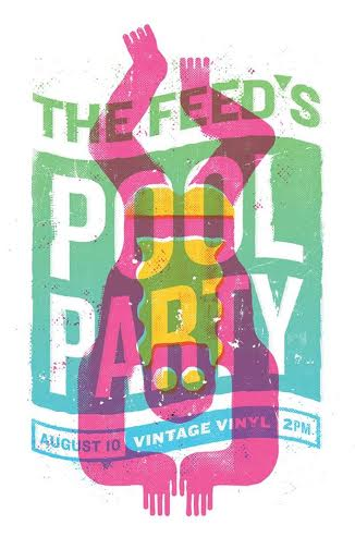 Vintage Vinyl, Pool Party, The Loop, Delmar Loop, The Feed, Live Music