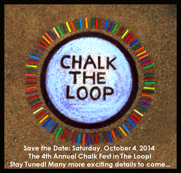 Chalk The Loop, Delmar Loop, Festival, Chalk Fest,